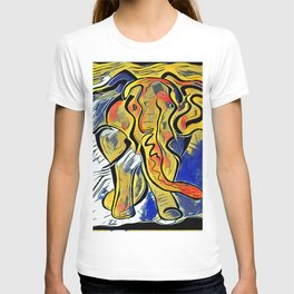 Lilys Elephant T-shirt