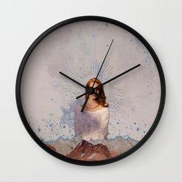 Stargirl 3.0 Wall Clock