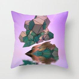 9.9.16 #dailyrender Throw Pillow