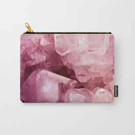 Crystal Rose Carry-All Pouch