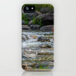 Mississippi Headwaters Fun iPhone Case