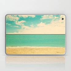 Retro Beach Laptop & iPad Skin