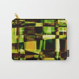 Abstract Achitecture Carry-All Pouch