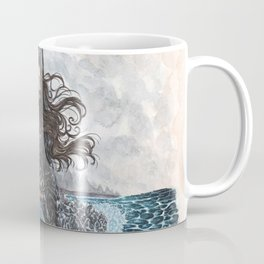 Njord Lord of the tides Coffee Mug