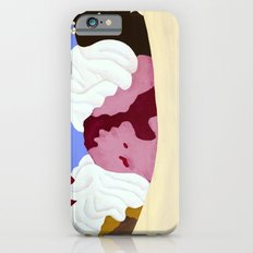 Bigger Banana Split Slim Case iPhone 6s