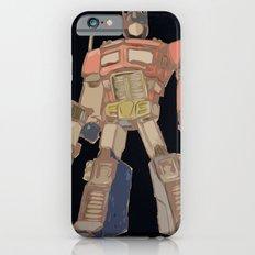 Optimus Black Slim Case iPhone 6s