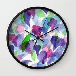 Petalos Wall Clock