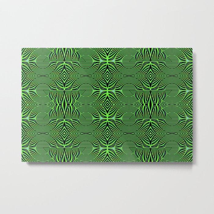 Colorandblack serie 24 Metal Print