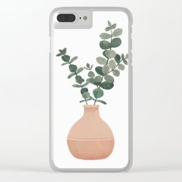 Plant Clear iPhone Case
