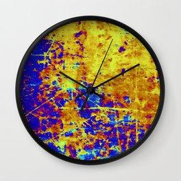 Abstract A Wall Clock
