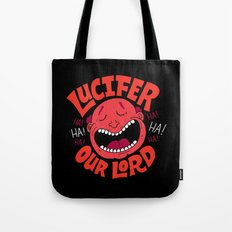 LOL Lucifer Tote Bag