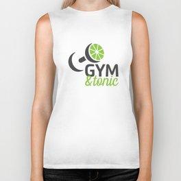 Gym & Tonic Biker Tank