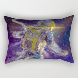 underwater space in the sky Rectangular Pillow