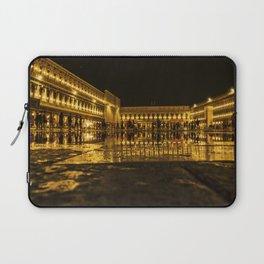 Golden Venice . Laptop Sleeve