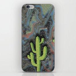 Desert Nights iPhone Skin