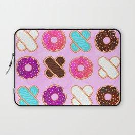 XOXO Donuts Laptop Sleeve