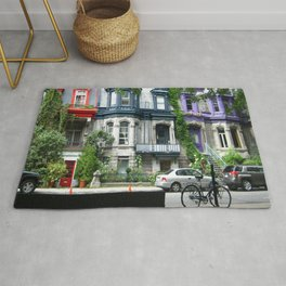 Montreal Canada Rug