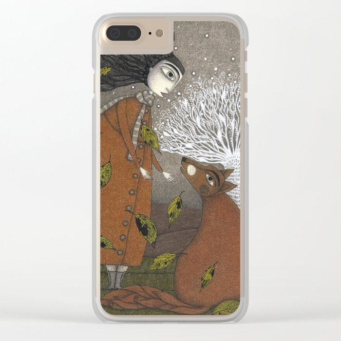 After Dusk Clear iPhone Case