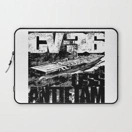 Aircraft carrier Antietam Laptop Sleeve