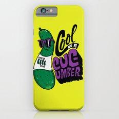 Cool as a Cucumber iPhone 6s Slim Case