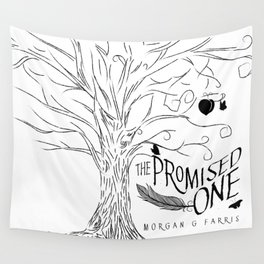 The Promised One (The Chalam Færytales, Book I) Wall Tapestry