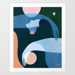 Self Love No.2 Art Print