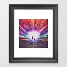 RUBICON (everyday 04.15.17) Framed Art Print