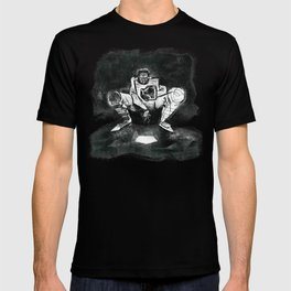 The Catcher: An Enigmatic Two T-shirt