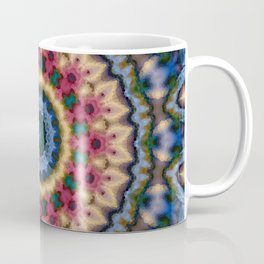 Multi-colored mandala 2018 -1 Coffee Mug