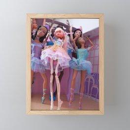 Corpse du Ballet Framed Mini Art Print