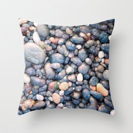 Stones With Style Throw Pillow