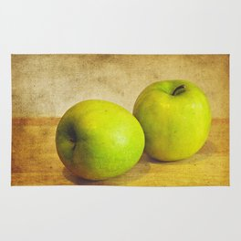 Green Apples Rug
