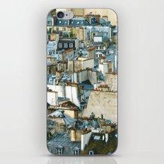 Toits de Paris iPhone & iPod Skin
