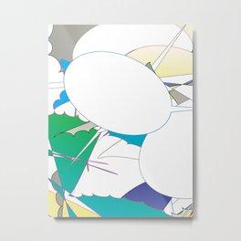 Color #4 Metal Print