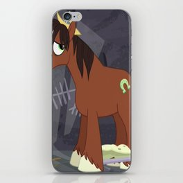 MLP TROUBLESHOES CLYDE iPhone Skin