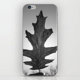 Dark Leaf 3 iPhone Skin