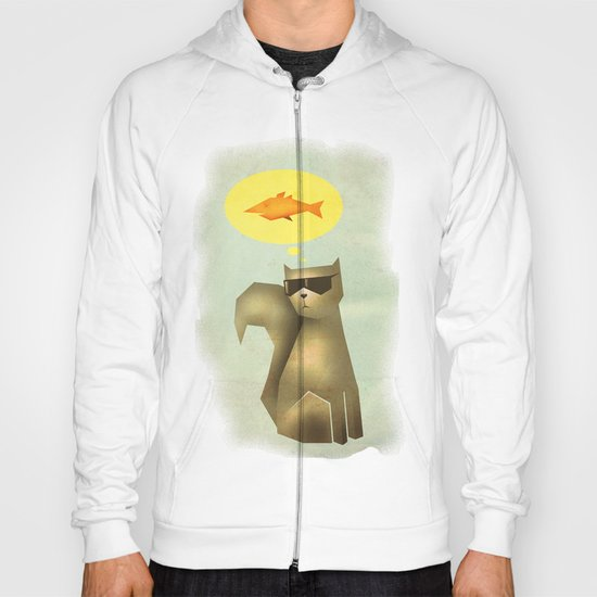 Fish and Chips Hoody