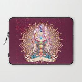 Balanced Chakras 1 Laptop Sleeve