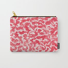 Pink Painting Carry-All Pouch