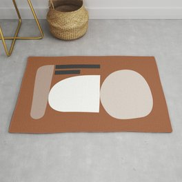 Shape study #11 - Stackable Collection Rug