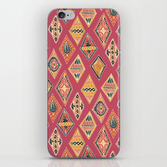 Desert Diamonds Pattern iPhone & iPod Skin