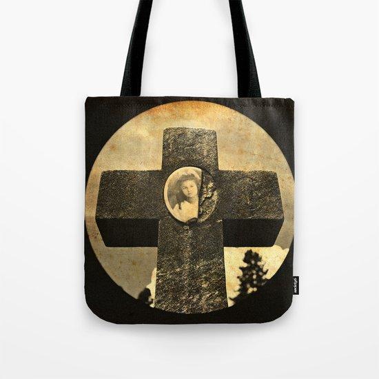Jennie's cross Tote Bag