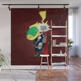 Tyrannothorus Rex - Tyrant King of Thunder Wall Mural