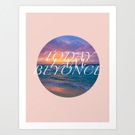 Inspirational Poster Art Print