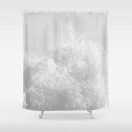 Whitewash Shower Curtain