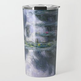 Monet, Water Lilies, Nympheas, 1907 Travel Mug