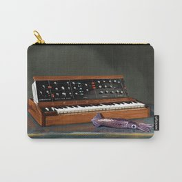 Synthesizer and Aquid Carry-All Pouch