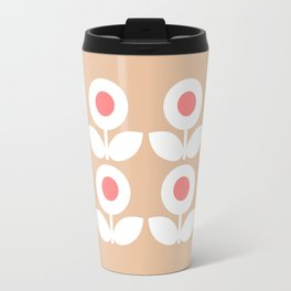 MCM Bloomin' Benaud...the cream, the bone, the white, the off-white, the ivory and the beige Travel Mug