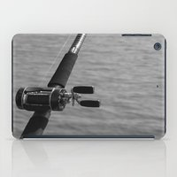 fishing iPad Cases featuring Fishing by Raymond Earley