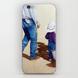 No Job Too Small iPhone Skin